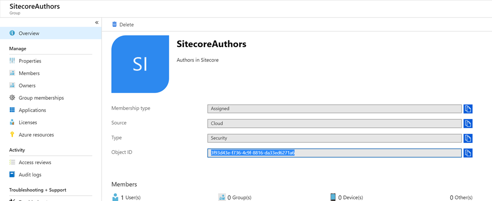 Mapping Claims to User Profiles in Sitecore 9 1 with